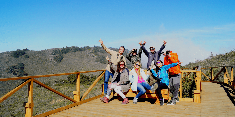 Parque Nacional Bosque Fray Jorge con Nativo Tour - Bichito Viajero