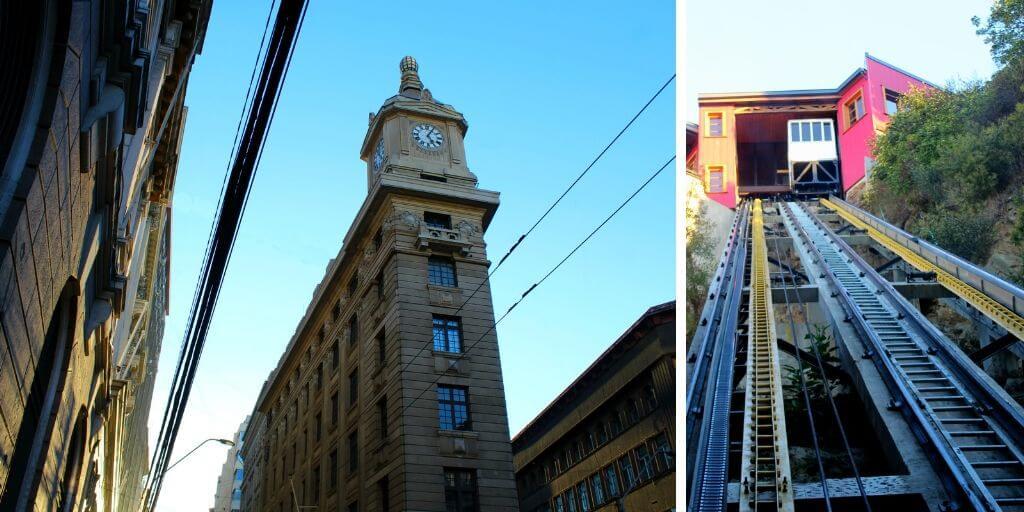 Ascensor Concepción y Reloj Turri - Bichito Viajero