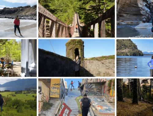 Colaboración con blogueros chilenos - Bichito viajero