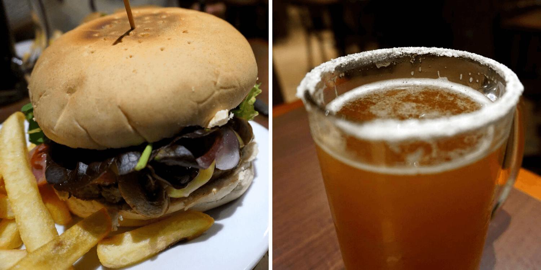 Cervecerías en Valdivia - Café Haussmann