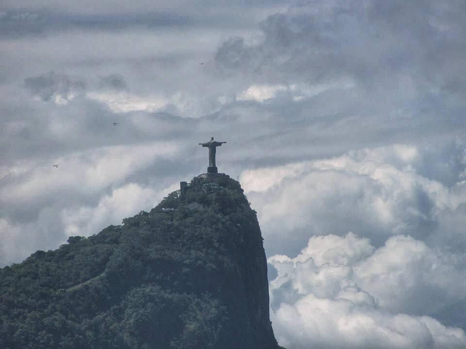 Cristo Redentor en Río de Janeiro - Bichito viajero