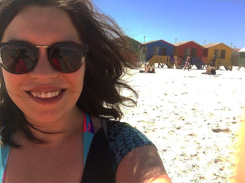 Muizenberg beach, Sudáfrica